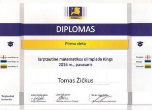 Kings diplomas