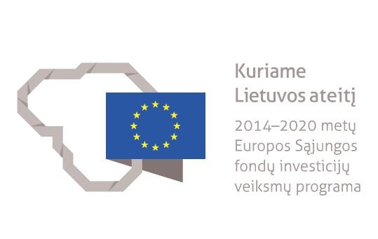 Mes vykdome ES projektą!